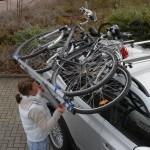 10 Tipps, damit Ihr Fahrrad auf dem Träger sicher ans Ziel kommt
