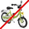 Kinderfahrräder sollten besser im Kofferraum transpoertiert werden