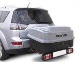 Menabo Heckträger und Transportbox