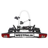 Der Westfalia Anhängerkupplungsträger konnte in unserem Härtetest bestehen