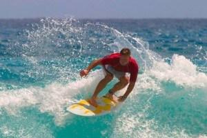Transportträger von Thule für Surfbretter
