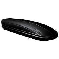 Menabo Dachbox Mania 320 schwarz glänzend