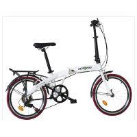 ecosmo 50,8 cm klappbar City Fahrrad