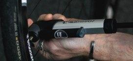 VeloChampion Legierung 9 Kleine Fahrradpumpe mit Druckanzeige test