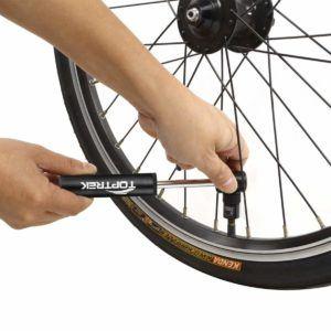 Toptrek Fahrradpumpe Autoventil Klein Mini Luftpumpe Test